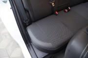 Фото 8 - Чехлы MW Brothers Toyota Auris II (2012-н.д.), серая нить