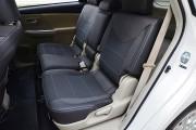 Фото 7 - Чехлы MW Brothers Toyota Prius + (V) (2011-2017), серая нить