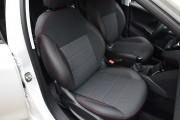 "фото 8 - ""ехлы MW Brothers Peugeot 208 (2012-2019), красна¤ нить"