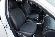 Фото 3 - Чехлы MW Brothers Toyota Corolla (E150) (2007-2013), серая нить