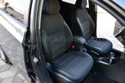 Фото 3 - Чехлы MW Brothers Peugeot 307 (2001-2011), серая нить
