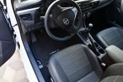 Фото 3 - Чехлы MW Brothers Toyota Corolla (E170) (2013-2018), серая нить