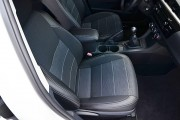 Фото 8 - Чехлы MW Brothers Toyota Corolla (E170) (2013-н.д.), серая нить