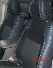 MW Brothers Toyota Land Cruiser Prado 120 (2002-2009), серая нить