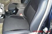 Фото 6 - Чехлы MW Brothers Toyota Land Cruiser Prado 120 (2002-2009), серая нить