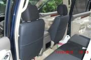 Фото 7 - Чехлы MW Brothers Toyota Land Cruiser Prado 120 (2002-2009), серая нить