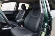 фото 2 - Чехлы MW Brothers Toyota Corolla (E170) Usa (Горбы) (2013-2018), светлая нить