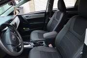фото 3 - Чехлы MW Brothers Toyota Corolla (E170) Usa (Горбы) (2013-2018), светлая нить