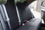 фото 4 - Чехлы MW Brothers Toyota Corolla (E170) Usa (Горбы) (2013-2018), светлая нить