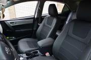 фото 5 - Чехлы MW Brothers Toyota Corolla (E170) Usa (Горбы) (2013-2018), светлая нить