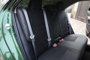 фото 7 - Чехлы MW Brothers Toyota Corolla (E170) Usa (Горбы) (2013-2018), светлая нить