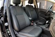 фото 6 - Чехлы MW Brothers Ford Fiesta Mk7 Sedan USA (2009-2018), светлая нить