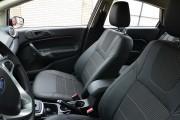 фото 7 - Чехлы MW Brothers Ford Fiesta Mk7 Sedan USA (2009-2018), светлая нить