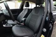 фото 8 - Чехлы MW Brothers Ford Fiesta Mk7 Sedan USA (2009-2018), светлая нить