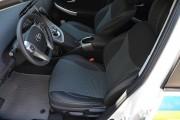 Фото 3 - Чехлы MW Brothers Toyota Prius III (2009-2015), серая нить