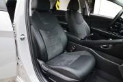 фото 3 - Чехлы MW Brothers Hyundai Elantra VII (2020-н.д.), серая нить