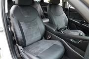 фото 6 - Чехлы MW Brothers Hyundai Elantra VII (2020-н.д.), серая нить