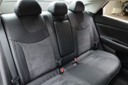 фото 7 - Чехлы MW Brothers Hyundai Elantra VII (2020-н.д.), серая нить
