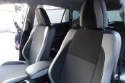 Фото 5 - Чехлы MW Brothers Toyota RAV4 IV (2013-2015), светлые вставки