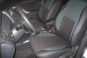 Фото 5 - Чехлы MW Brothers Toyota Verso (2009-н.д.), серая нить
