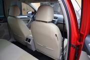 Фото 7 - Чехлы MW Brothers Volkswagen Golf VII Hatchback (2013-н.д.), полностью бежевые + красная нить