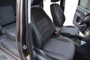 Фото 4 - Чехлы MW Brothers Volkswagen Caddy III (2004-2015), серая нить