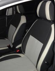 MW Brothers Volkswagen Golf VI хэтчбек (2008-2013), светлые вставки + серая нить