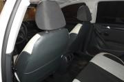 Фото 5 - Чехлы MW Brothers Volkswagen Golf VI хэтчбек (2008-2013), светлые вставки + серая нить