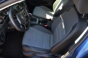 Фото 4 - Чехлы MW Brothers Volkswagen Golf VII Hatchback (2013-н.д.), серая нить