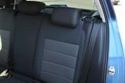 Фото 5 - Чехлы MW Brothers Volkswagen Golf VII Hatchback (2013-н.д.), серая нить