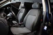 Фото 2 - Чехлы MW Brothers Volkswagen Jetta V (2005-2011), серая нить