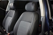 Фото 3 - Чехлы MW Brothers Volkswagen Jetta V (2005-2011), серая нить