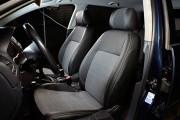 Фото 4 - Чехлы MW Brothers Volkswagen Jetta V (2005-2011), серая нить