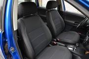 Фото 5 - Чехлы MW Brothers Volkswagen Polo IV (4C) (2001-2009), серая нить