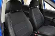 Фото 6 - Чехлы MW Brothers Volkswagen Polo IV (4C) (2001-2009), серая нить