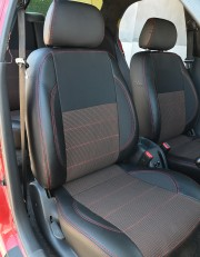 MW Brothers ZAZ Lanos T100 hatchback (2009-н.д.), красная нить