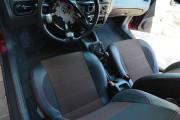 Фото 3 - Чехлы MW Brothers ZAZ Lanos T100 hatchback (2009-н.д.), красная нить