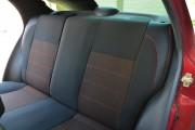 Фото 4 - Чехлы MW Brothers ZAZ Lanos T100 hatchback (2009-н.д.), красная нить