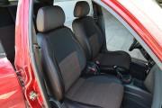Фото 5 - Чехлы MW Brothers ZAZ Lanos T100 hatchback (2009-н.д.), красная нить