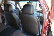 Фото 7 - Чехлы MW Brothers ZAZ Lanos T100 hatchback (2009-н.д.), красная нить
