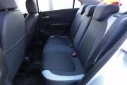 Фото 2 - Чехлы MW Brothers Chevrolet Aveo T300 (2012-н.д.), светлые вставки + серая нить