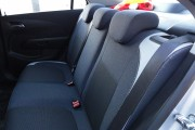 Фото 3 - Чехлы MW Brothers Chevrolet Aveo T300 (2012-н.д.), светлые вставки + серая нить