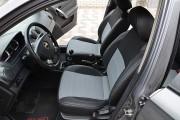 Фото 3 - Чехлы MW Brothers ZAZ VIDA Sedan (2012-н.д.), серая нить