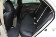 Фото 6 - Чехлы MW Brothers Toyota Corolla (E150) (2007-2013), серая нить