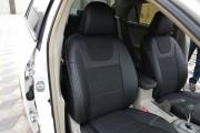 Фото 7 - Чехлы MW Brothers Toyota Corolla (E150) (2007-2013), серая нить