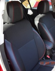 MW Brothers Chevrolet Cruze sedan (2008-2016), красная нить