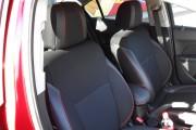 Фото 7 - Чехлы MW Brothers Chevrolet Cruze sedan (2008-н.д.), красная нить