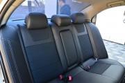 Фото 7 - Чехлы MW Brothers Mitsubishi Lancer X 1,5L (2007-2011), серая нить