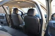 Фото 8 - Чехлы MW Brothers Mitsubishi Lancer X 1,5L (2007-2011), серая нить