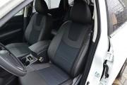 Фото 3 - Чехлы MW Brothers Nissan X-Trail T32 (2014-н.д.), серая нить